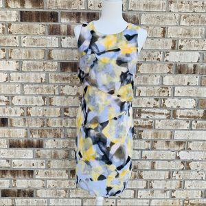 Cato printed dress size 8